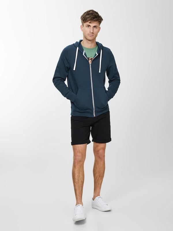 Produkt Sweatshirt Reißverschluss