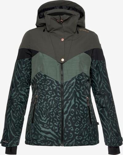 BRUNOTTI Skijacke 'Junglefowl' in khaki / tanne, Produktansicht