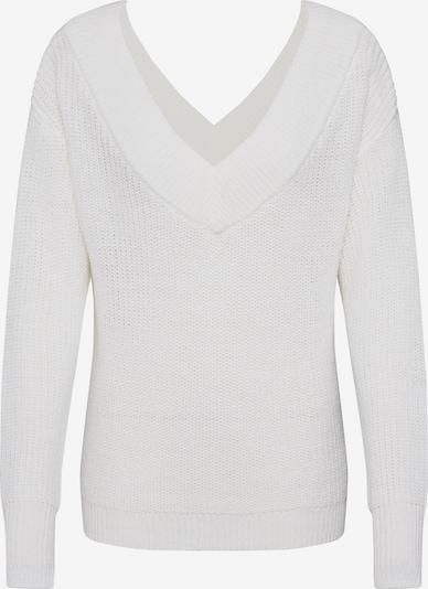 ONLY Sweter 'MELTON' w kolorze białym, Podgląd produktu