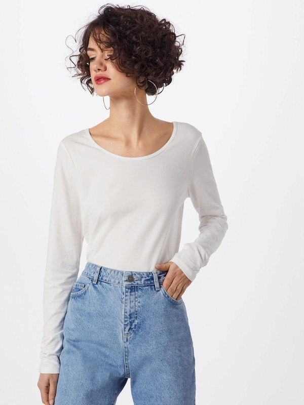 T T Edc shirt By Blanc shirts' En 'flow Gathering Naturel Esprit oexBrdCW