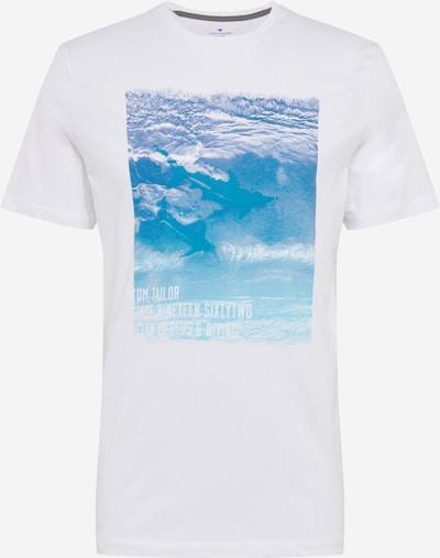 TOM TAILOR Shirt in de kleur Wit, Productweergave