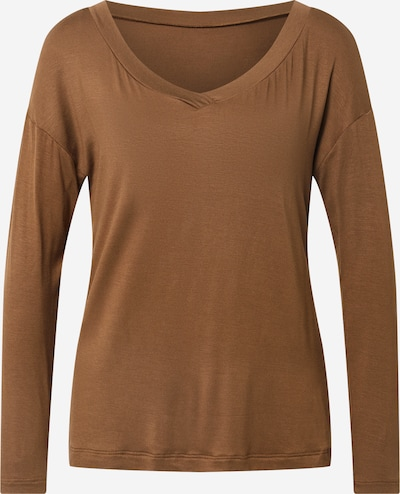 UNITED COLORS OF BENETTON Shirt in sepia, Produktansicht