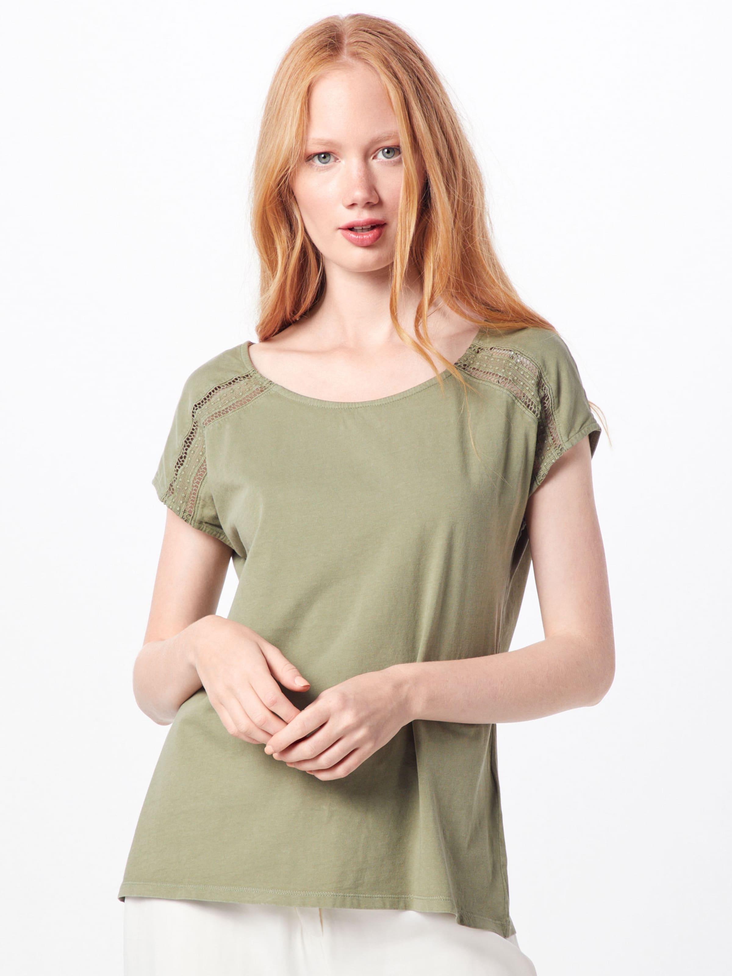 T Edc Kaki Esprit By shirt En 0ynwvOmN8