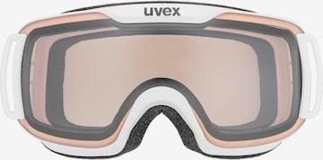 UVEX Skibrille 'downhill 2000 S V' in Weiß