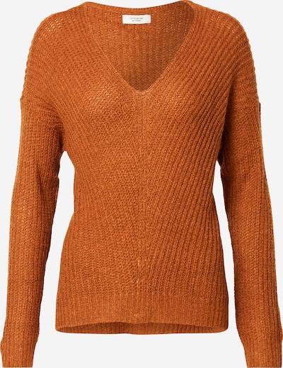 JACQUELINE de YONG Pullover 'Megan' in karamell, Produktansicht