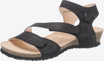 THINK! Sandalette 'Dumia' in schwarz, Produktansicht