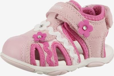 GEOX Sandalen 'SANDAL AGASIM' in rosa, Produktansicht