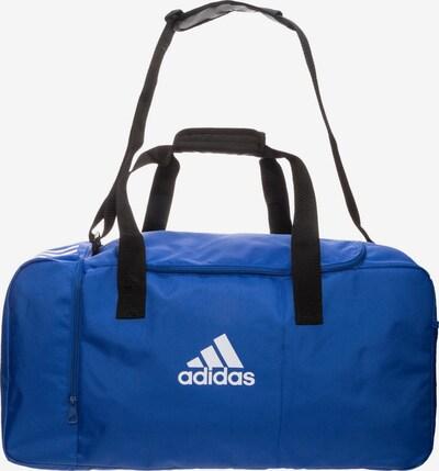ADIDAS PERFORMANCE Sac de sport 'Tiro Duffel Medium' en bleu / blanc, Vue avec produit