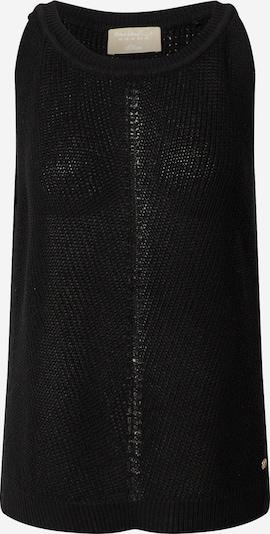 s.Oliver Top in schwarz, Produktansicht