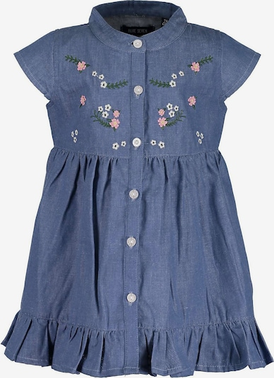 BLUE SEVEN Kleid in blue denim, Produktansicht