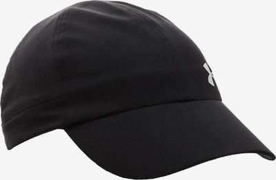 UNDER ARMOUR Cap 'Fly By' in schwarz / weiß, Produktansicht