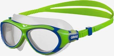ARENA Schwimmbrille Oblo Jr 1E034-60 in hellgrün, Produktansicht