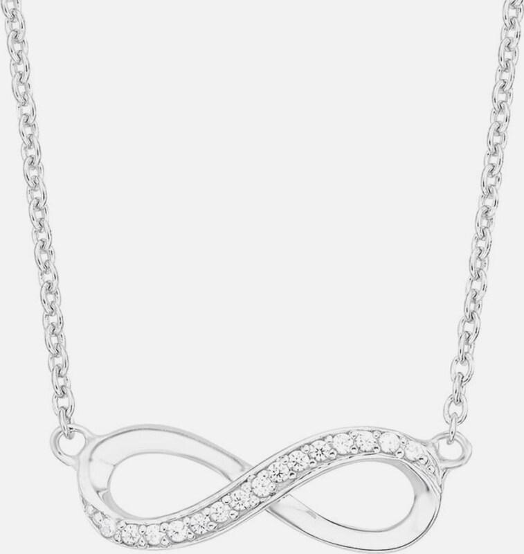 s.Oliver RED LABEL Silberkette »'Infinity/Unendlichkeit, 2012527'