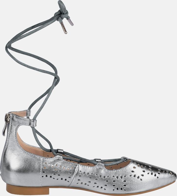 ANDREA CONTI Ballerina mit Knöchelschnürung