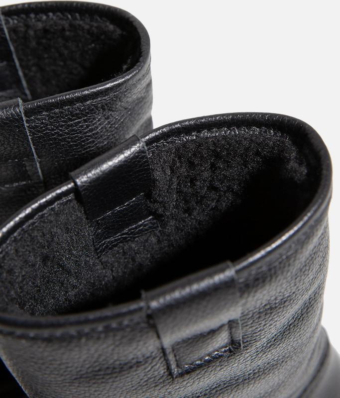 Edited Edited En Boots 'theresa' Noir En Noir 'theresa' Edited Boots Jl1cTFK