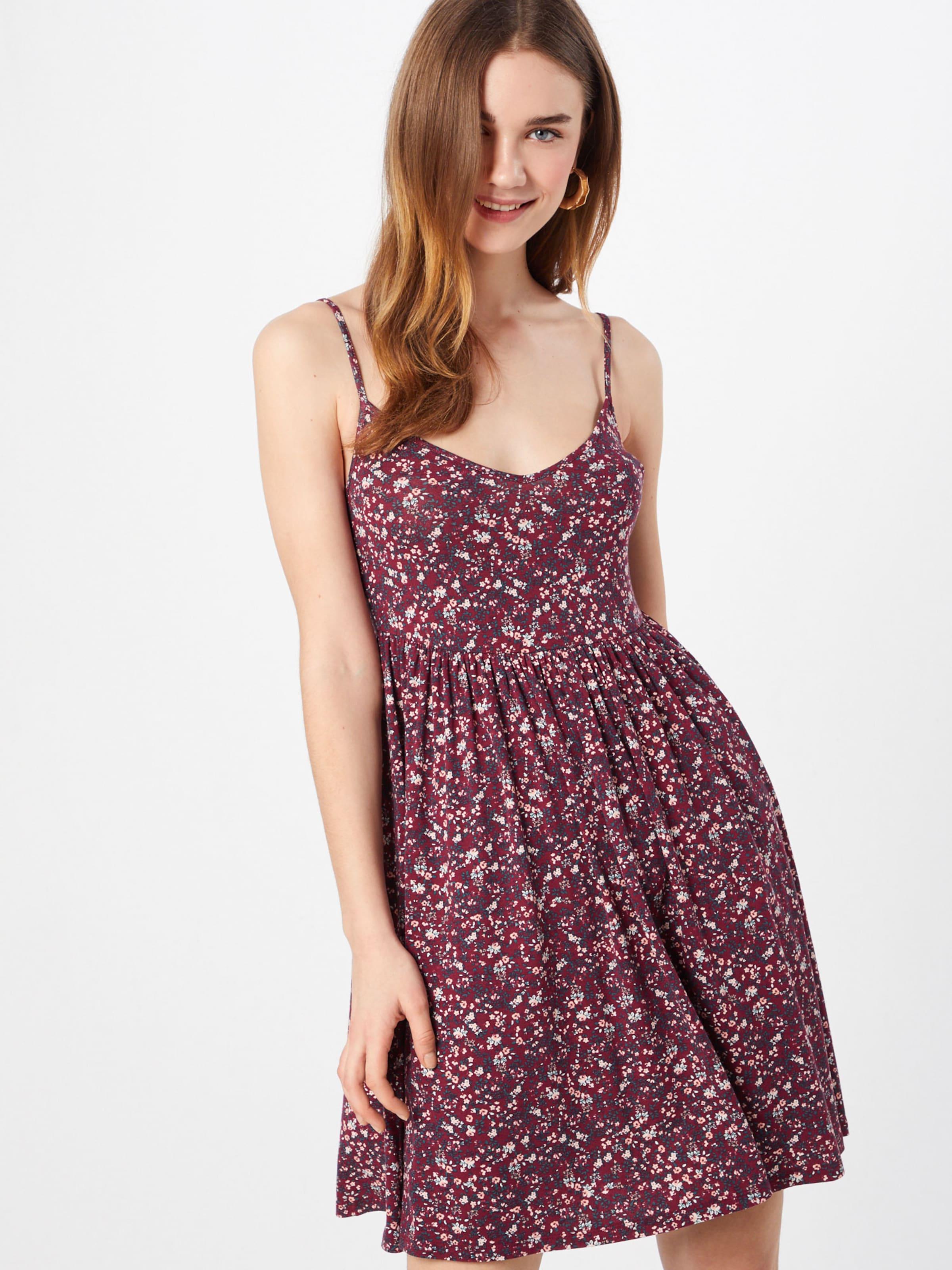 MischfarbenBordeaux 'lavina' You About Kleid In n0wOPk8