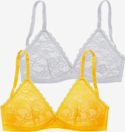PETITE FLEUR BH in gelb, Produktansicht