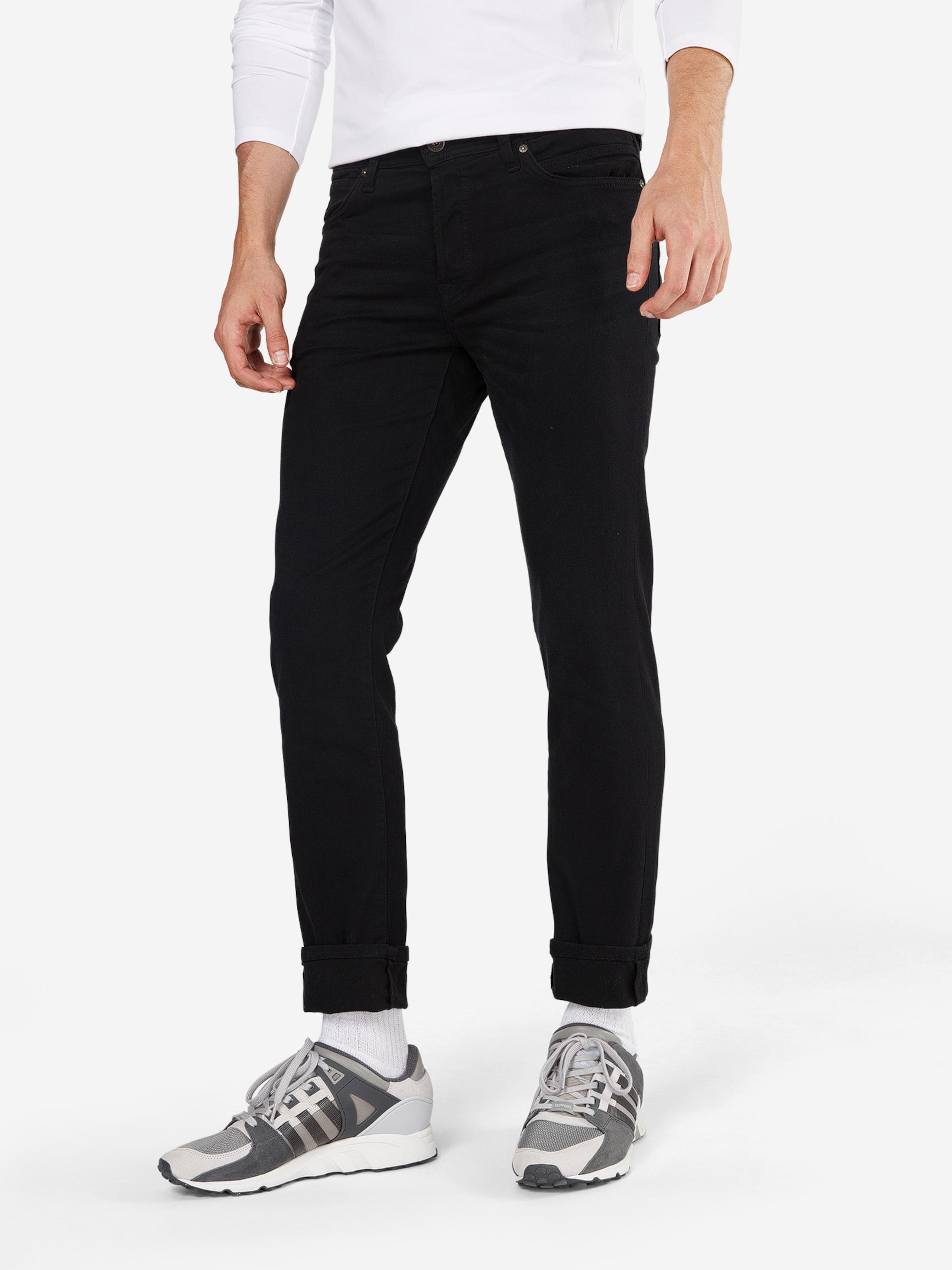 Günstig Kaufen Wahl Outlet Rabatt JACK & JONES Jeans 'JJIGLENN JJFOX AKM 360 INDI K BLACK NOOS' AFCEOH0