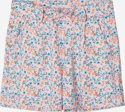 NAME IT Pantalon en mélange de couleurs, Vue avec produit