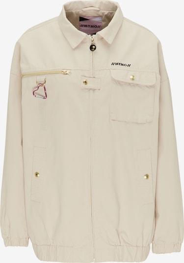 MYMO Jacke in beige, Produktansicht