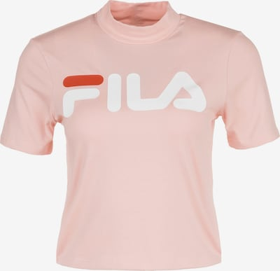 FILA T-Shirt 'Every Turtle' in rosa / rot / weiß, Produktansicht
