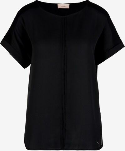 TRIANGLE T-Shirt in schwarz, Produktansicht