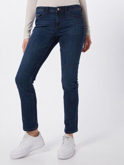 ESPRIT Jeans 'OCS' in blue denim / dunkelblau, Modelansicht