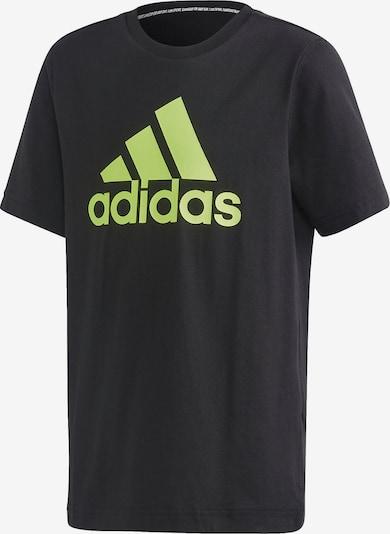 ADIDAS PERFORMANCE Funkčné tričko 'MH BOS T' - čierna, Produkt