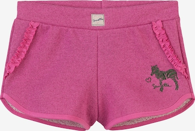 Sanetta Kidswear Shorts in pink, Produktansicht