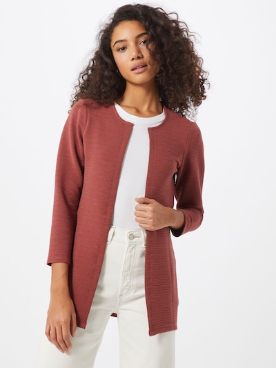ONLY Cardigan in pastellrot, Modelansicht