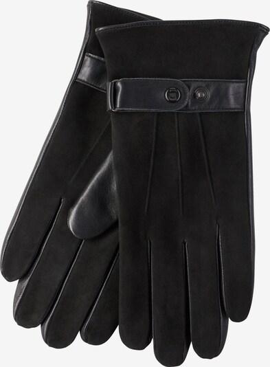 JOOP! Vingerhandschoenen in de kleur Zwart, Productweergave