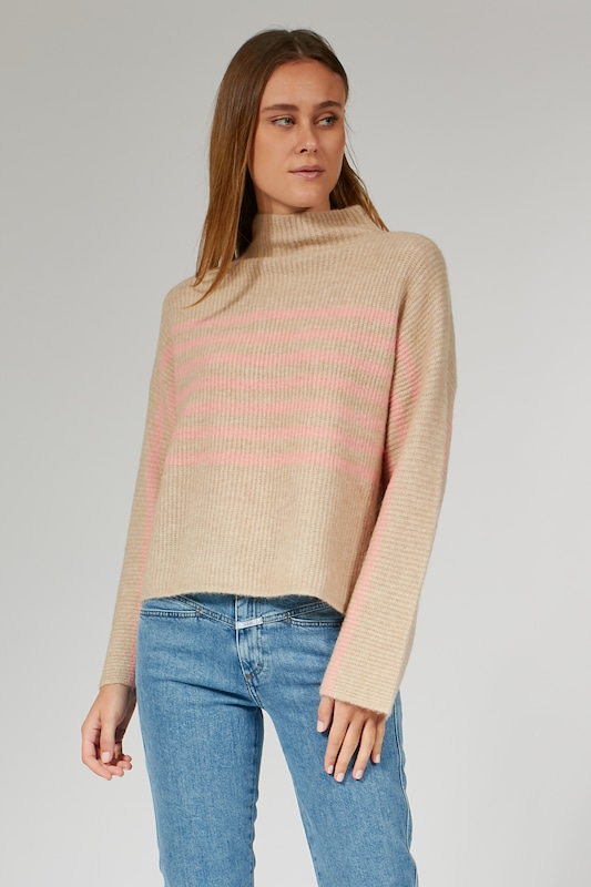 about you strickpullover high neck