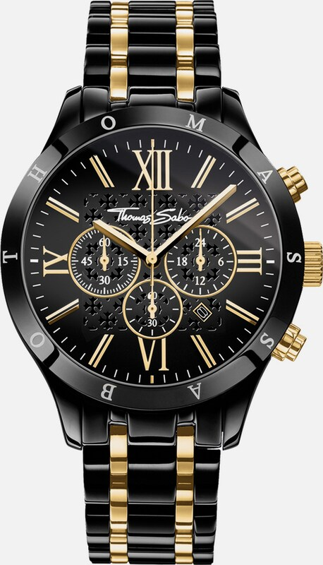 Thomas Sabo Chronograph »REBEL URBAN, WA0264«