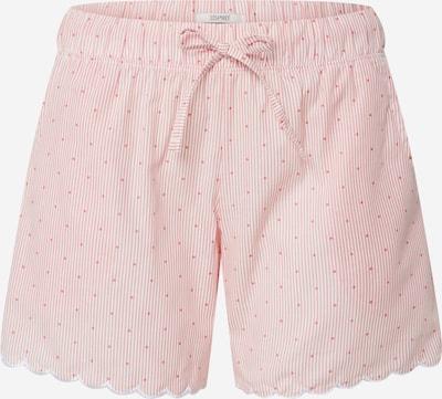 korál ESPRIT Pizsama nadrágok 'CORRI CAS', Termék nézet