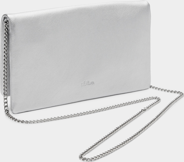 s.Oliver Shoulder Bag in grau, Produktansicht