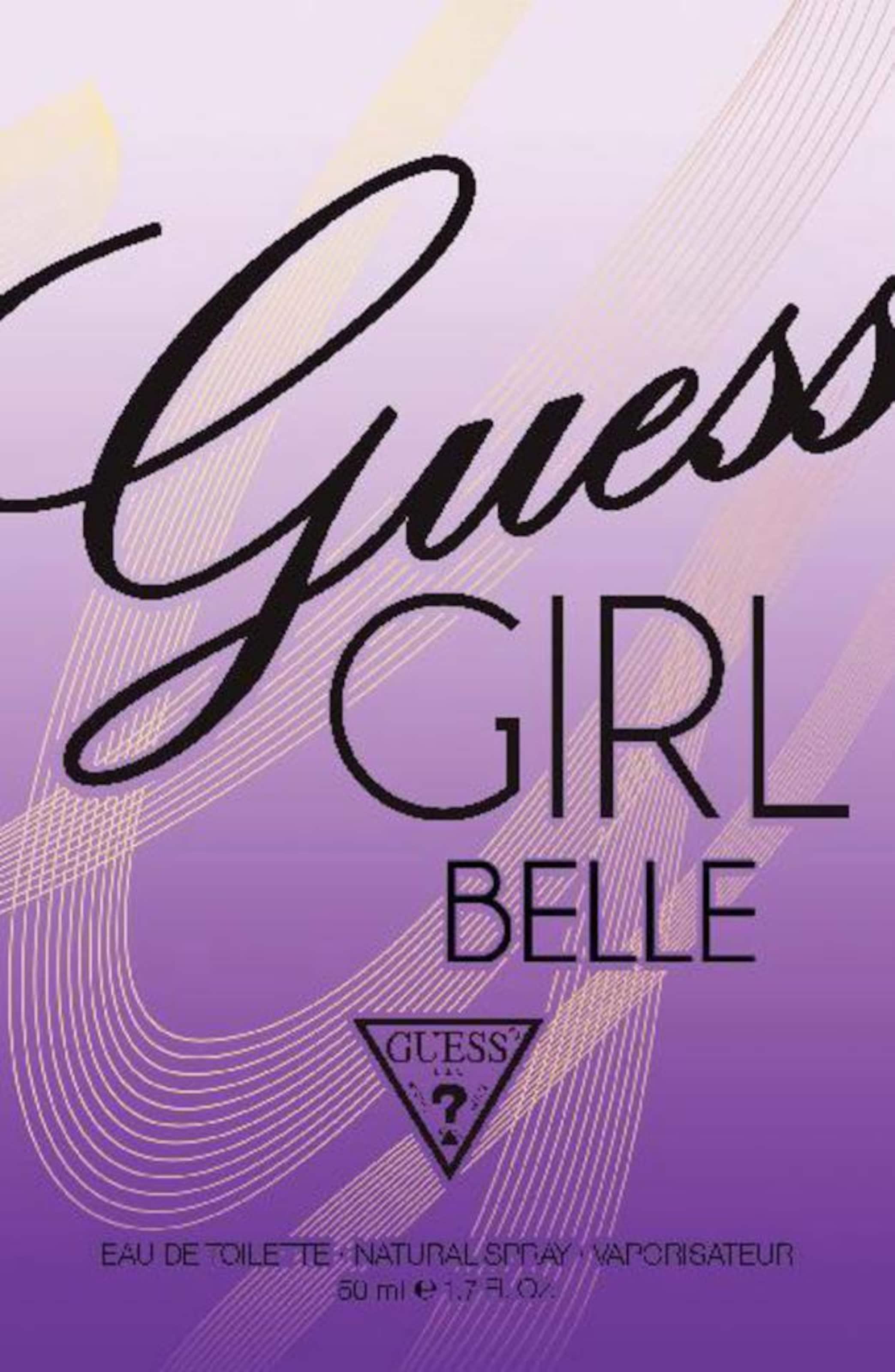 Große Diskont Verkauf Online Freies Verschiffen Große Überraschung GUESS 'Girl Belle' Eau de Toilette Zum Verkauf Günstigen Preis Ebay Günstiger Preis Erschwinglich Günstig Online CrI4hkGiK