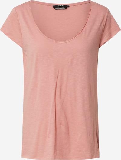 SET Shirt in rosé, Produktansicht