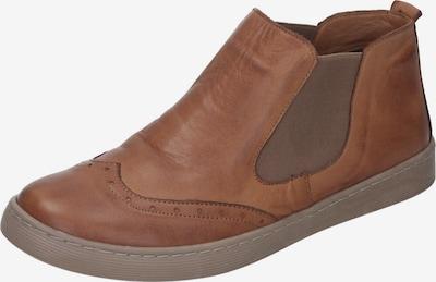 MANITU Chelsea Boots in braun, Produktansicht