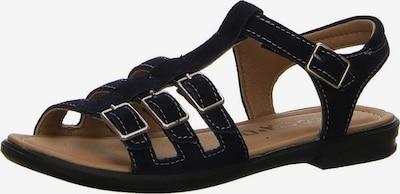 RICOSTA Sandalen in nachtblau: Frontalansicht