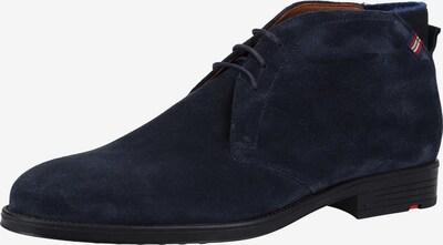 LLOYD Chaussure à lacets 'Patriot' en bleu cobalt: Vue de face