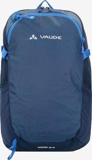 VAUDE Rucksack 'Trek & Trail Wizard' in blau, Produktansicht