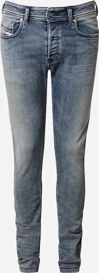 DIESEL Jeans 'SLEENKER-X' in de kleur Blauw denim, Productweergave