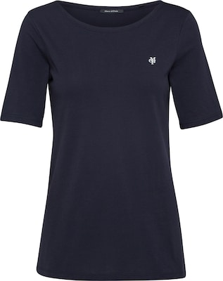 Marc O'Polo Shirt 'Single jersey basic'