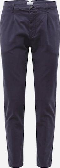 Pantaloni NOWADAYS pe albastru noapte, Vizualizare produs
