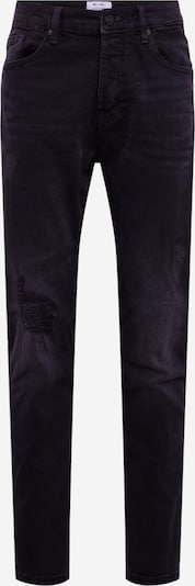 Only & Sons Jeans 'AVI TAP BLACK ST 5241' in de kleur Black denim, Productweergave