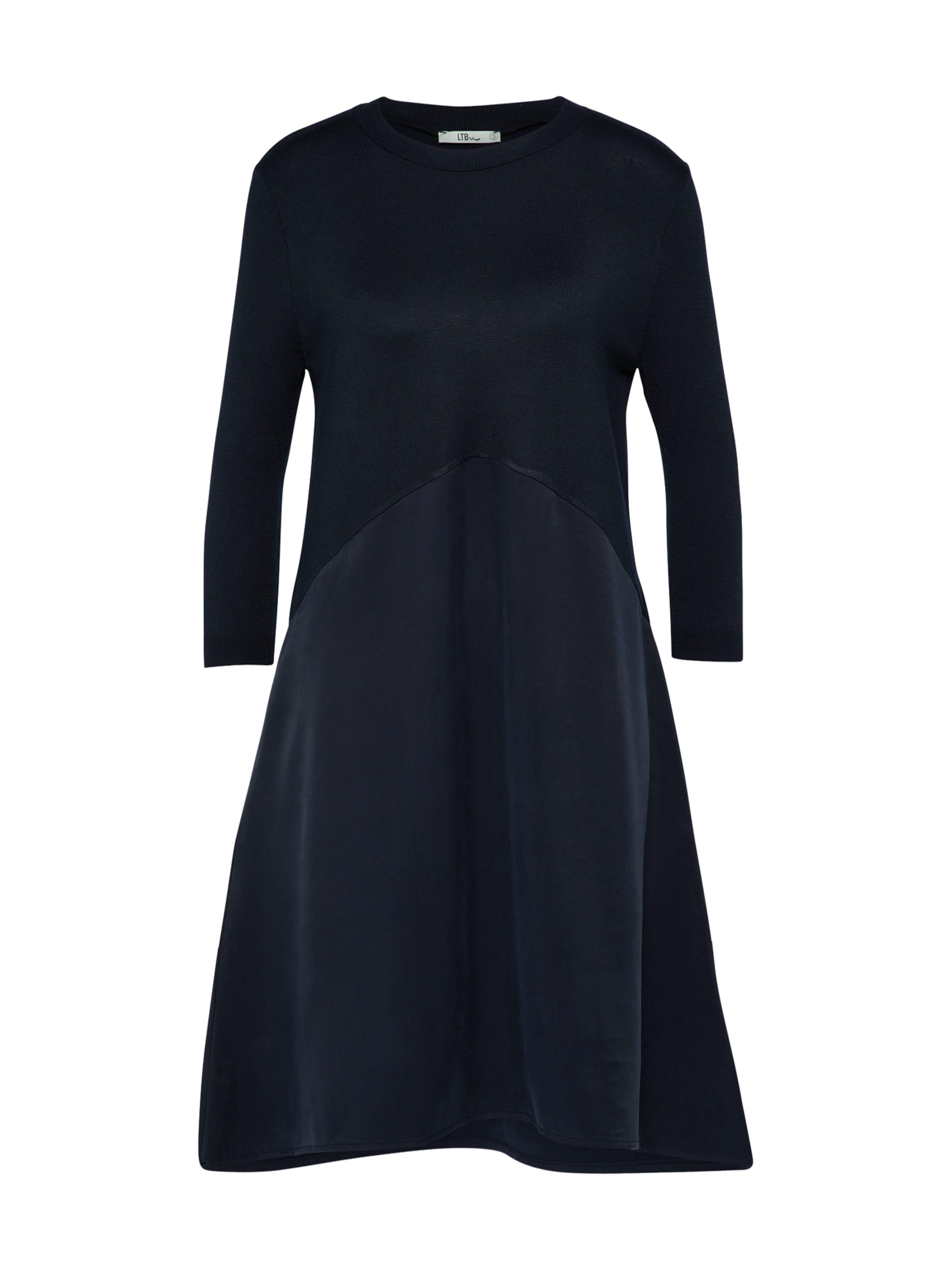 'yapite' Ltb Robe En Bleu Marine CBrxoed