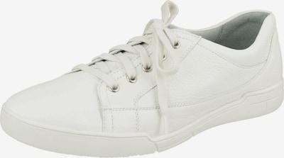 Natural Feet Schnürschuh 'Sandro' in weiß, Produktansicht