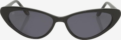 TOM TAILOR DENIM Cat-Eye Sonnenbrille in schwarz, Produktansicht