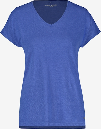 GERRY WEBER T-Shirt in kobaltblau, Produktansicht