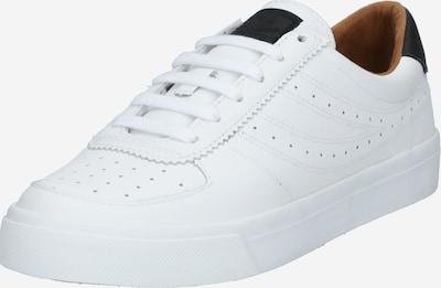 Sneaker low 'Seattle' SUPERGA pe maro deschis / negru / alb, Vizualizare produs